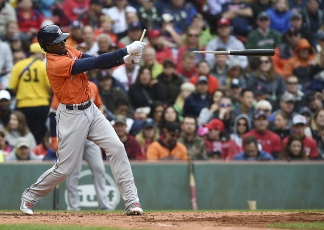Boston Red Sox at Houston Astros ALDS Game 1 - 10/5/17 MLB Pick, Odds, and Prediction