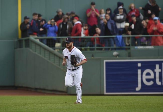 Boston Red Sox vs. Houston Astros - 10/1/17 MLB Pick, Odds, and Prediction