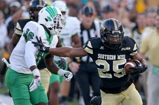 CFB | Southern Miss Golden Eagles (2-2) at North Texas Mean Green (5-1)