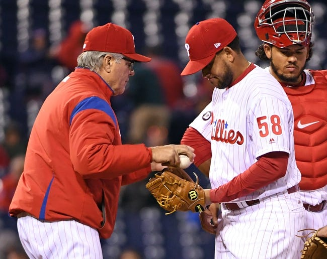 Philadelphia Phillies vs. New York Mets - 10/1/17 MLB Pick, Odds, and Prediction