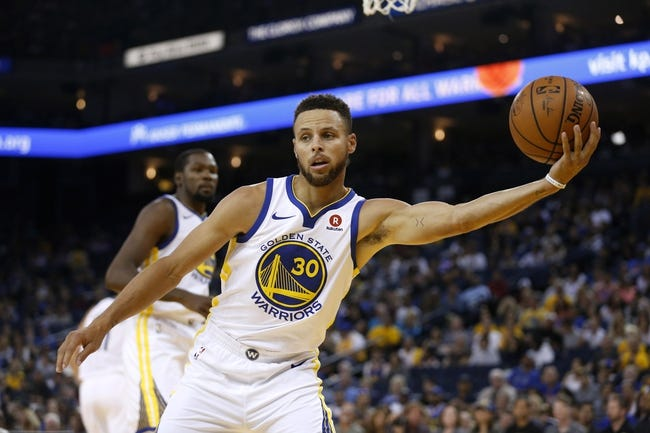 Minnesota Timberwolves vs. Golden State Warriors - 10/5/17 NBA Pick, Odds, and Prediction
