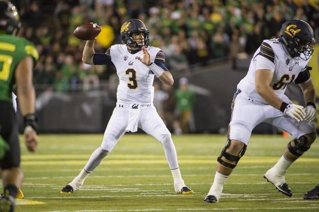 Washington vs. California - 10/7/17 College Football Pick, Odds, and Prediction