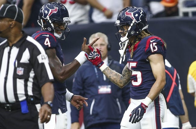 Houston Texans vs. Kansas City Chiefs - 10/8/17 NFL Pick, Odds, and Prediction