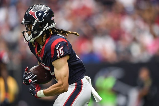 Kansas City Chiefs at Houston Texans - 10/8/17 NFL Pick, Odds, and Prediction