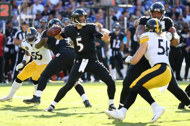 Pittsburgh Steelers vs. Baltimore Ravens - 12/10/17 NFL Pick, Odds, and Prediction