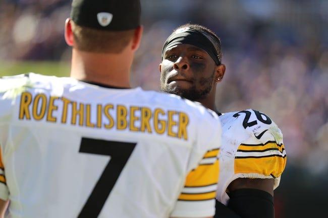 Pittsburgh Steelers vs. Jacksonville Jaguars - 10/8/17 NFL Pick, Odds, and Prediction