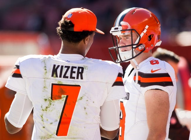 NFL | New York Jets (2-2) at Cleveland Browns (0-4)