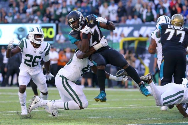 New York Jets at Jacksonville Jaguars - 9/30/18 NFL Pick, Odds, and Prediction