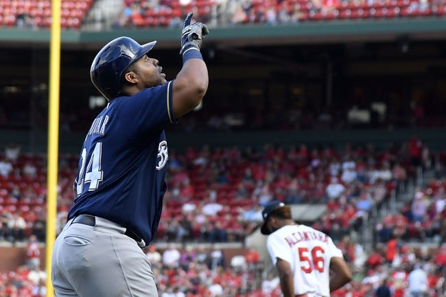 Milwaukee Brewers vs. St. Louis Cardinals - 4/2/18 MLB Pick, Odds, and Prediction