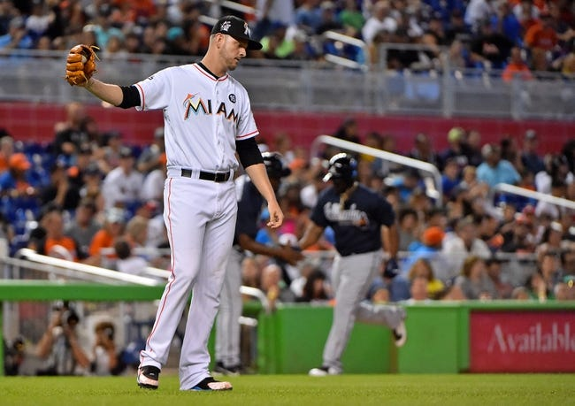 Miami Marlins vs. Atlanta Braves - 5/10/18 MLB Pick, Odds, and Prediction