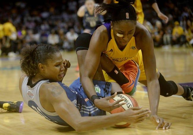 WNBA | New York Liberty (4-7) vs. Los Angeles Sparks (9-3)