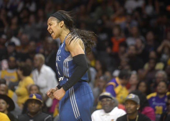 Dallas Wings vs. Minnesota Lynx - 5/23/18 WNBA Pick, Odds, and Prediction