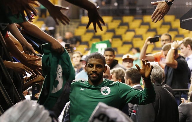 Philadelphia 76ers vs. Boston Celtics - 10/9/17 NBA Pick, Odds, and Prediction