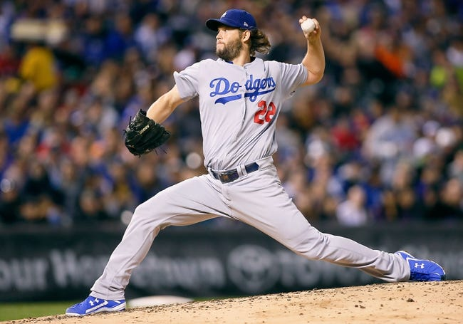 Los Angeles Dodgers vs. Arizona Diamondbacks NLDS Game One - 10/6/17 MLB Pick, Odds, and Prediction