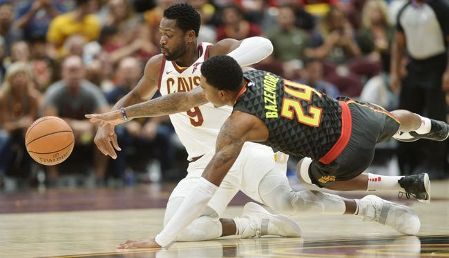 Indiana Pacers vs. Cleveland Cavaliers - 10/6/17 NBA Pick, Odds, and Prediction