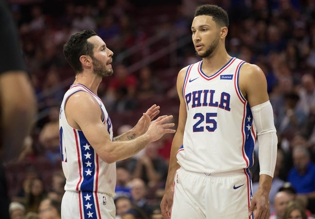 Boston Celtics vs. Philadelphia 76ers - 10/6/17 NBA Pick, Odds, and Prediction