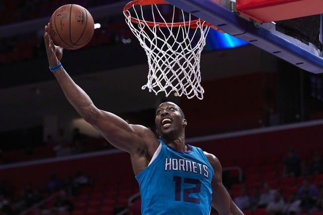 Dallas Mavericks vs. Charlotte Hornets - 10/13/17 NBA Pick, Odds, and Prediction
