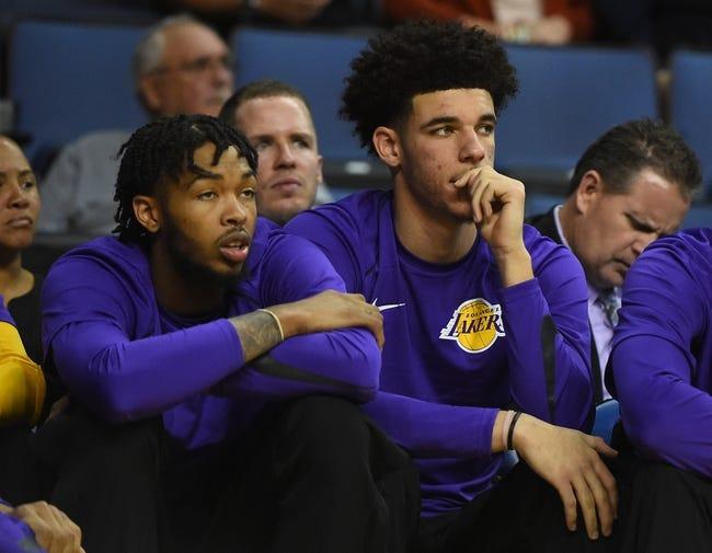 Sacramento Kings vs. Los Angeles Lakers - 10/8/17 NBA Pick, Odds, and Prediction