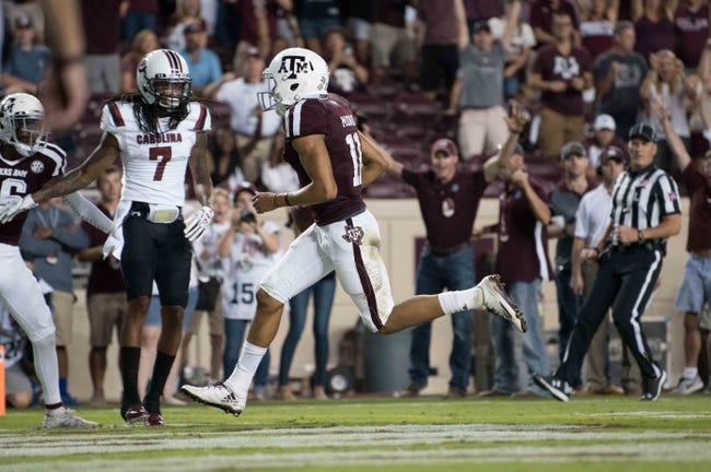 Alabama at Texas A&M - 10/7/17 College Football Pick, Odds, and Prediction