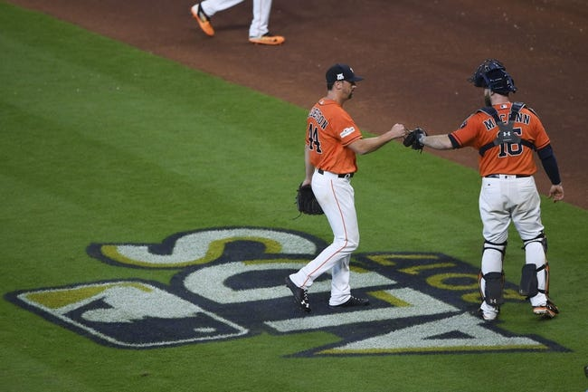Houston Astros at Boston Red Sox ALDS Game 3 - 10/8/17 MLB Pick, Odds, and Prediction