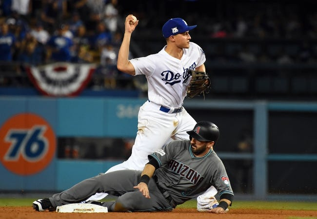 Los Angeles Dodgers vs. Arizona Diamondbacks - 10/7/17 MLB Pick, Odds, and Prediction