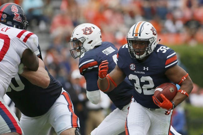 LSU vs. Auburn - 10/14/17 College Football Pick, Odds, and Prediction
