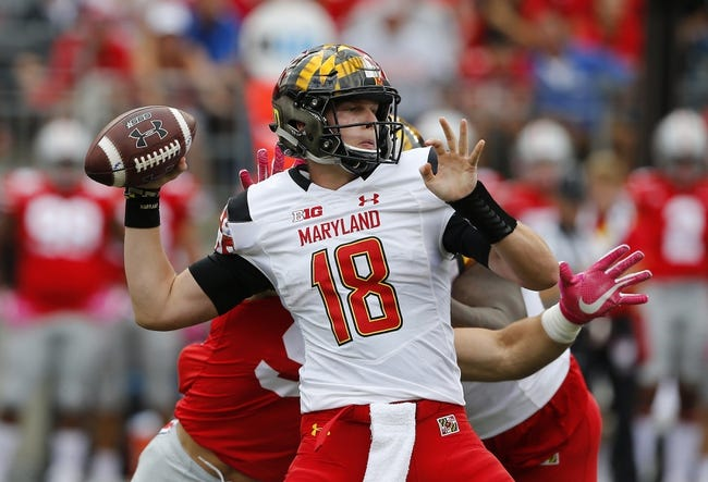 Maryland vs. Northwestern - 10/14/17 College Football Pick, Odds, and Prediction