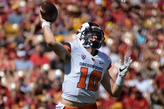 Oregon State vs. Colorado - 10/14/17 College Football Pick, Odds, and Prediction