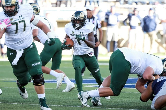 Colorado State vs. Nevada - 10/14/17 College Football Pick, Odds, and Prediction