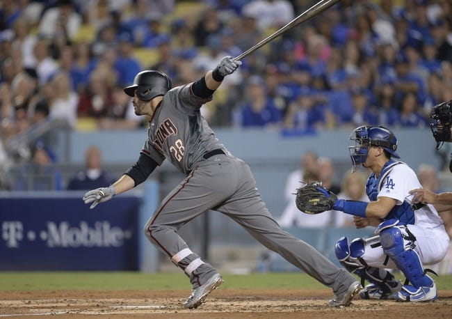 Los Angeles Dodgers at Arizona Diamondbacks Game 3 - 10/9/17 MLB Pick, Odds, and Prediction