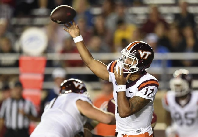CFB | Boston College Eagles (6-2) at Virginia Tech Hokies (4-3)