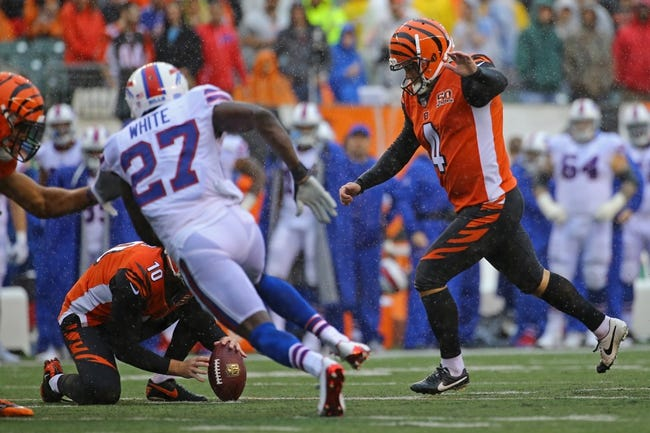 Cincinnati Bengals at Buffalo Bills - 8/26/18 NFL Pick, Odds, and Prediction