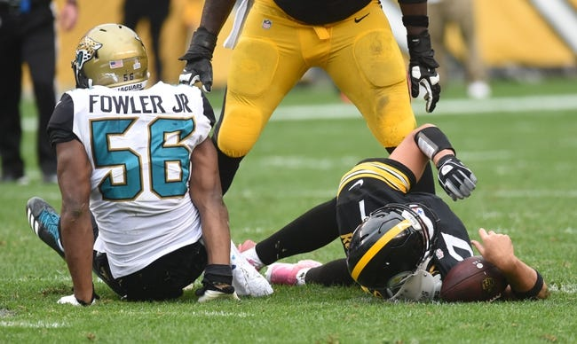 Pittsburgh Steelers vs. Jacksonville Jaguars - 1/14/18 NFL Pick, Odds, and Prediction