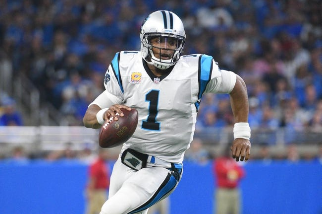 Carolina Panthers vs. Philadelphia Eagles - 10/12/17 NFL Pick, Odds, and Prediction