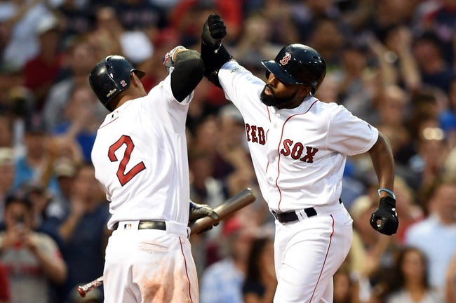Houston Astros at Boston Red Sox - 10/9/17 MLB Pick, Odds, and Prediction