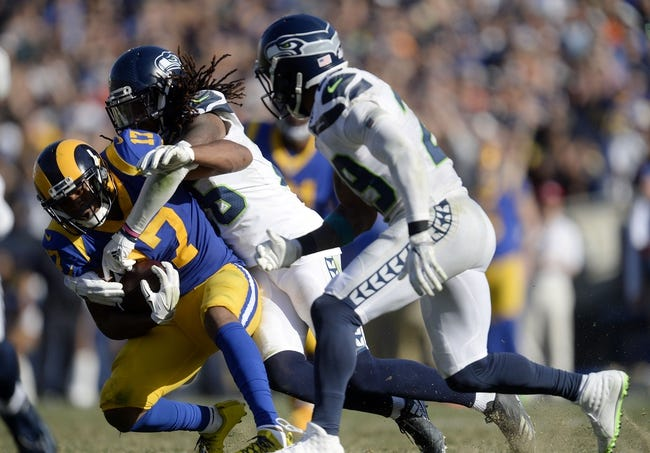 Seattle Seahawks vs. Los Angeles Rams - 12/17/17 NFL Pick, Odds, and Prediction