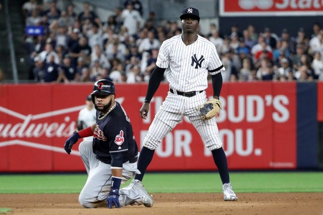 New York Yankees vs. Cleveland Indians ALDS Game 4 - 10/9/17 MLB Pick, Odds, and Prediction