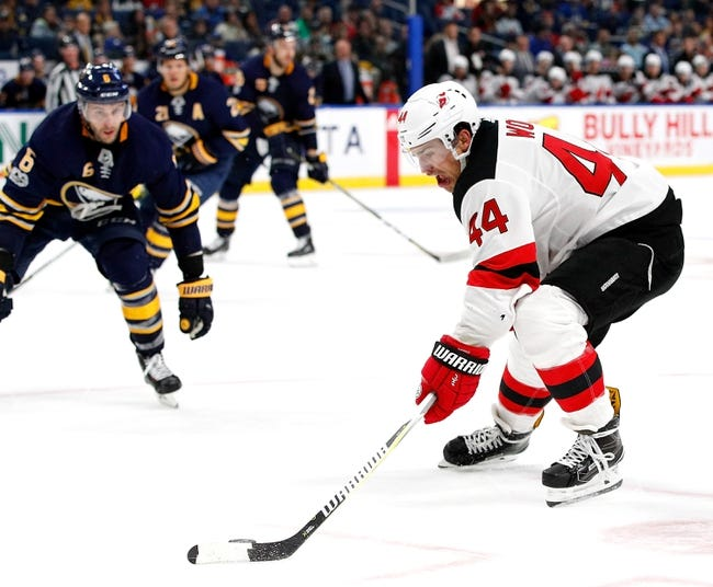 New Jersey Devils vs. Buffalo Sabres - 12/29/17 NHL Pick, Odds, and Prediction