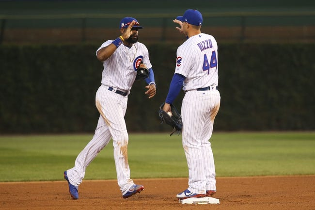 Chicago Cubs vs. Washington Nationals - 10/11/17 MLB Pick, Odds, and Prediction