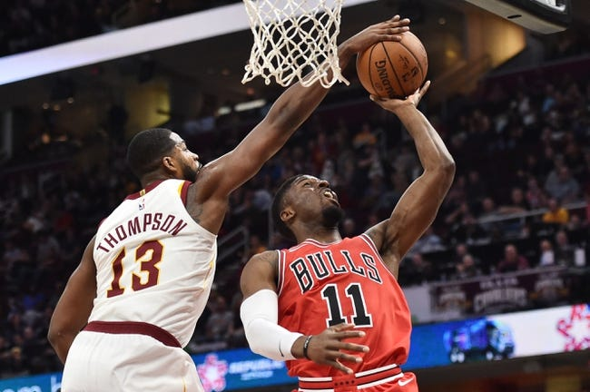 Toronto Raptors vs. Chicago Bulls - 10/13/17 NBA Pick, Odds, and Prediction