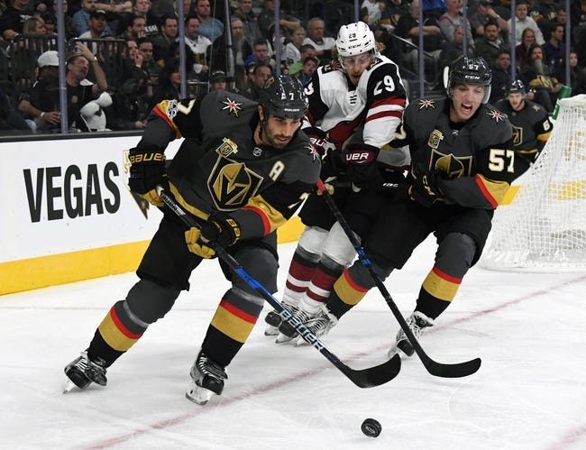 Las Vegas Golden Knights vs. Arizona Coyotes - 12/3/17 NHL Pick, Odds, and Prediction