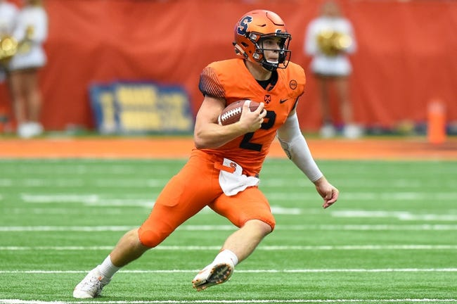Clemson at Syracuse - 10/13/17 College Football Pick, Odds, and Prediction