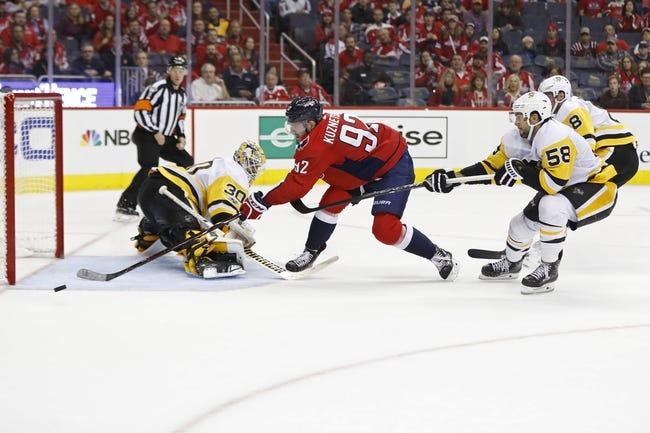 Washington Capitals vs. Pittsburgh Penguins - 11 10 17 NHL Pick ... 435975caa5b5