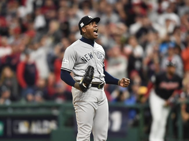 New York Yankees vs. Cleveland Indians - 5/4/18 MLB Pick, Odds, and Prediction