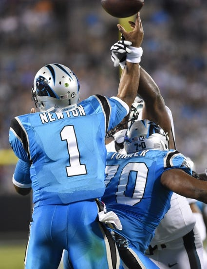 Carolina Panthers at Chicago Bears - 10/22/17 NFL Pick, Odds, and Prediction