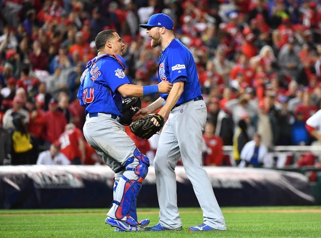 Los Angeles Dodgers vs. Chicago Cubs - 10/14/17 MLB Pick, Odds, and Prediction