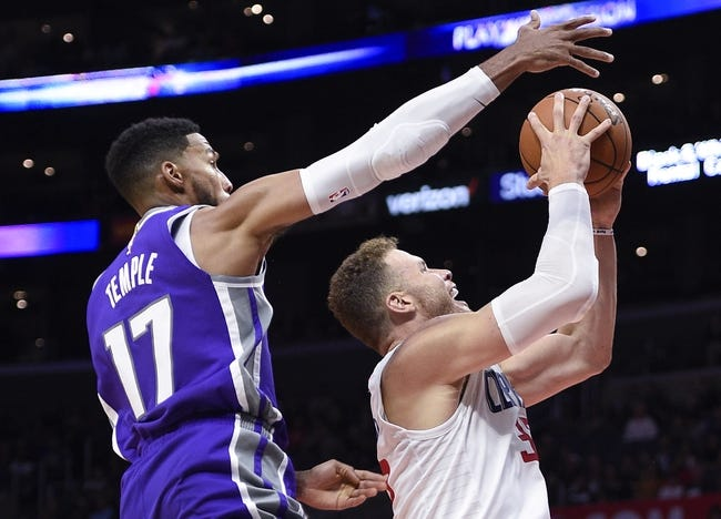 Los Angeles Lakers vs. Los Angeles Clippers - 10/13/17 NBA Pick, Odds, and Prediction