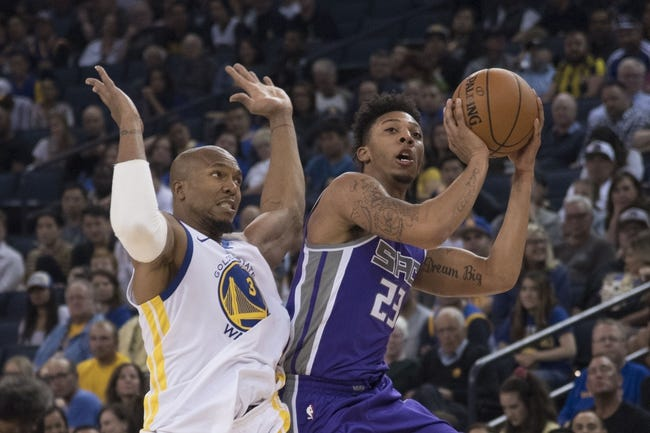 Golden State Warriors vs. Sacramento Kings - 11/27/17 NBA Pick, Odds, and Prediction