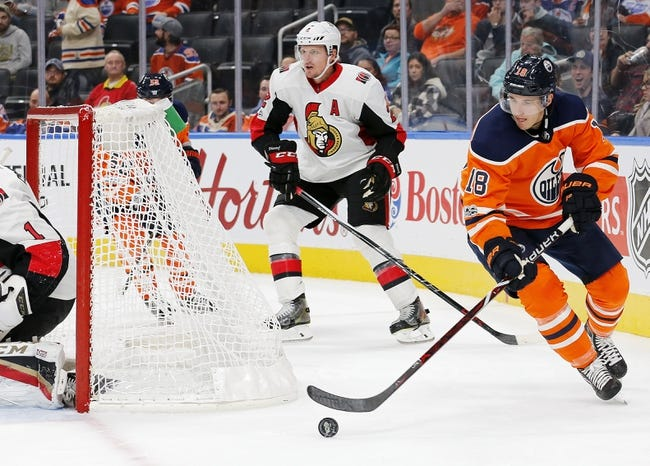 Ottawa Senators vs. Calgary Flames - 3/9/18 NHL Pick, Odds, and Prediction
