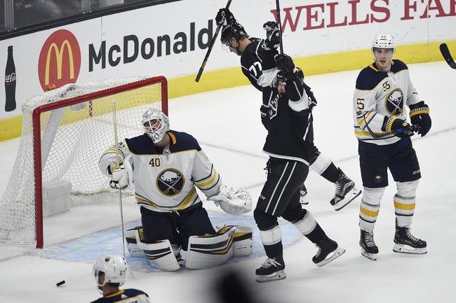 Buffalo Sabres vs. Los Angeles Kings - 2/17/18 NHL Pick, Odds, and Prediction